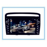 China Supplier Two DIN Car DVD Player for PEUGEOT 408 with GPS/BT/IPOD Manufactures