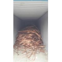 China copper scrap WIRE SCRAP, (Millberry) 99.78% at a purity of 99.78% min. 99.78%Max. on sale