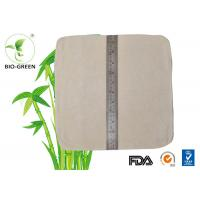 "Organic Bamboo Reusable Baby Wipes With Machine Wash Style 25*25cm / 10""*10"" Manufactures"