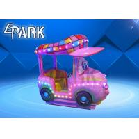 Big Bus 3 Players Indoor Coin Operated Kiddy Rides CE Certificate 250W rocking car Manufactures