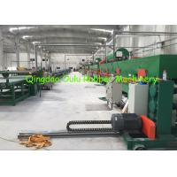 Cheap energy saving EPDM and NBR / PVC foam insulation production line with knowhow for sale