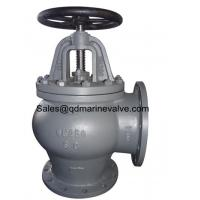 JIS F7472 Cast Steel 10K Angle v/v. c/w indicator .Stainless steel stem and seat rings Manufactures