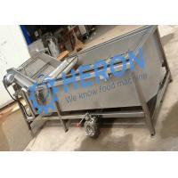 Cheap Energy Saving Automatic Fryer Machine for Fried Products with Color Unification for sale
