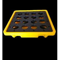 Buy cheap 2 ways Wntry Handlift Nestable Plastic One Oil drum Chemical Containment spill from wholesalers