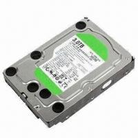 China 3.5-inch Hard Drive, 64MB Cache, 5,400rpm Speed, Used for Desktops on sale