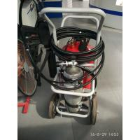 Fire Fighting Water Mist Fire Extinguisher Trolley Type Stainless Steel Casing Manufactures