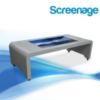 Cheap 42'' 1080P Andorid / Windows OS Touch Screen Coffee Table For Primary School , Hotel for sale