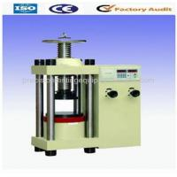 Buy cheap 2000kn Digital concrete compression testing machine from wholesalers