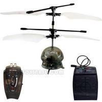 RC Hobby - RC Flying Saucer - 3 Channel R/C Flying UFO (RPC69452) Manufactures