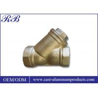 Copper Alloy Casting Customized Service Produced According To Customer's Drawings Manufactures