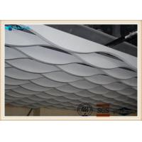 China Double Curved Surface 1100 Custom Aluminum Plate for building lobby on sale