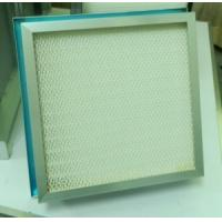 Flume Type HEPA Filter Use for Medical and Hospital (F-01) Manufactures