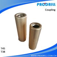 T38 T45 Coupling Sleeves with good quality Manufactures