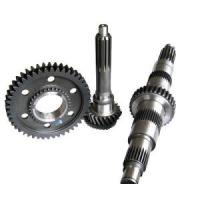 Small Rack and Pinion Gears with Iron or Steel Manufactures