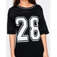 Short Sleeve Round Neck T Shirts Comfortable Soft Breathable Fabric In Summer Manufactures