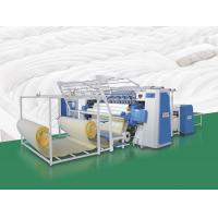 Home Textiles Mattress Cutting Machine Computerized Multi Needle Quilting Machine Manufactures