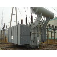 Copper Winding Oil Immersed Transformer 3 Phase For Power Plant / Substation Manufactures