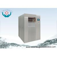 Autoclave Steam Sterilizer For Infection Control Of Hospital CSSD Center Manufactures