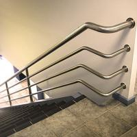 grab bar with Brass body and Zinc base Y1018 Manufactures