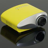 Color Package Video Projector HDMI USB VGA Compatible For iPhone Android Phone Good Price Manufactures