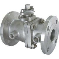 Cheap Heat Preservation Jacket Insulation floating type ball valve With Lever Operator for sale