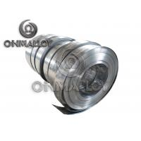 OhmAlloy-4J36 Strip Low Expansion Alloys Oxy Acetylene Welding / Electric Arc Welding Manufactures
