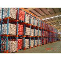 Cold Rolled Steel Drive In Pallet Racking Selective Pallet Rack Heavy Duty OEM Manufactures