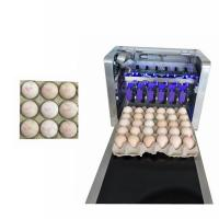 High Performance Trademarks Edible Ink PrinterFor Whole Tray Filled Eggs