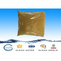 Chemical  Poly Ferric Sulphate for water treatment decolorizing Manufactures