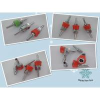 Red Color Electric Plating Iron Quick Coupler Manufactures