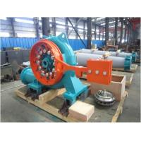 High Efficiency Horizontal Francis Hydro Turbine, 50MW Horizontal Francis Turbines
