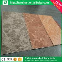 China PVC floor tile PVC marble tiles and marbles floor tiles bangladesh price on sale