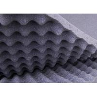 China Wove Fabric Acoustic Diffuser Panel , BT New Pattern Acoustic Foam Panel on sale