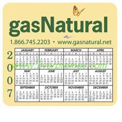 Price Buster Calendar Manufactures
