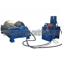 Large Volume Drilling Mud Centrifuge with Horizontal Structure Manufactures
