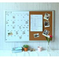 Soft Wooden Chalkboard Cork Board Combination Environmental Protection Manufactures