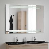 Illuminated Square Led Behind Mirror 600mm*800mm For Beauty Salon