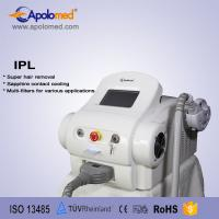 15 x 50mm Acne Treatment Portable Hair Removal Machine Apolomed / Permanent depilation Manufactures