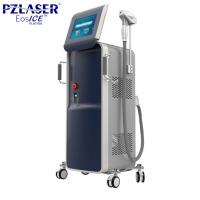 Skin Tightening 808 Laser Hair Removal Device , Home Laser Hair Reduction Machine Manufactures