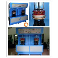 Three Phase Induction heating machine / Two Station Braze welding machine Manufactures