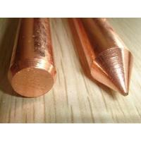 Electro Plated Copper Rods Manufactures