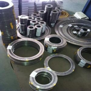Flexible graphite spiral wound gasktet Manufactures