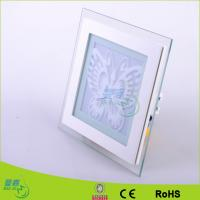 6w Square LED ceiling lights Manufactures