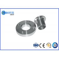 ASTM A182 12X18H10T A Lap Joint Flange Stub End Forged Stainless Steel Flange 2' 1200# Manufactures