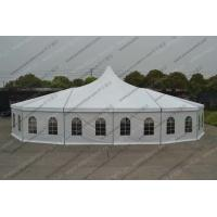 Customized Mixed High Peak Multi-side Tent For Wedding Party Manufactures
