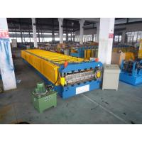 10 Tons Concrete Roof Tile Making Machine for Wall Board 15m/min Manufactures