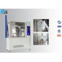 High Temperature Jet Salt Spray Test Chamber IPD Temperature Control Box Type Manufactures