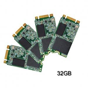 China Slim M.2 NGFF SSD SM2246EN SATA Hard Disk Drive 2242 32G For Lenovo on sale