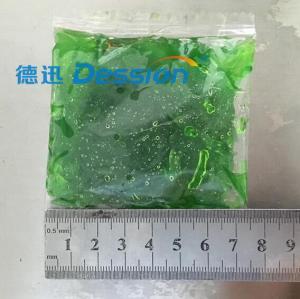 China Salad packaging machine / food flow packing machine / down paper flow wrapping machine on sale