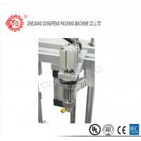 Automatic Pneumatic Paste / Liquid  Filling Machine 25 - 60 ML Electric Driven Manufactures